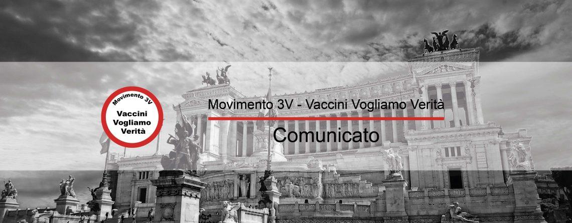 M3V e la manifestazione a Roma dell'8 maggio 2019