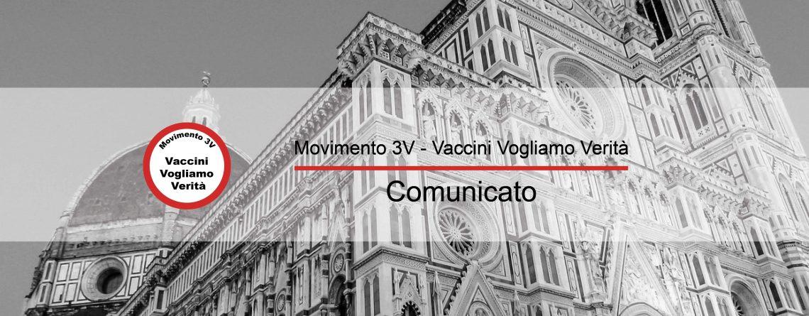 M3V appoggia Libera Firenze